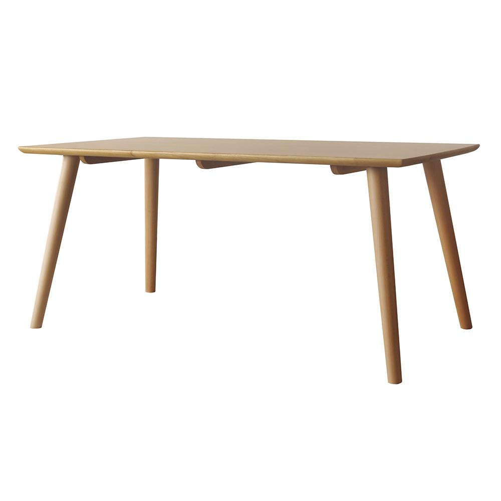 関家具 ダイニングテーブル セスナ2 幅160cm ビーチナチュラル 315488