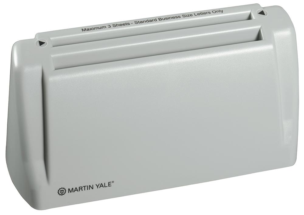 【送料無料!!】マーティンエール 卓上式 紙折機 A4サイズ専用 コンパクト P6200