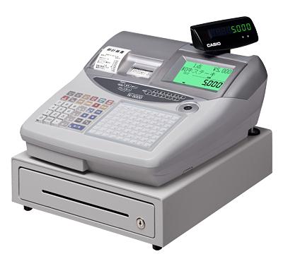 カシオ計算機 電子レジスター TK-5000S-A
