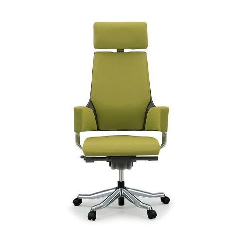 DELPHI2ファブリックHB 幅635 奥行635 高さ1150-1250mm オリーブ ブラック バーガンディ ココア 関家具 椅子 チェア リクライニング リラックス オフィス スタイリッシュ SK-137098 SK-137101 SK-137102 SK-183945