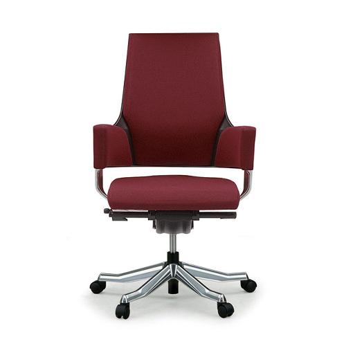 DELPHI2ファブリックMB 幅635 奥行635 高さ975-1075mm オリーブ ブラック バーガンディ ココア 関家具 椅子 チェア リクライニング リラックス オフィス スタイリッシュ SK-137104 SK-137106 SK-137099 SK-183950