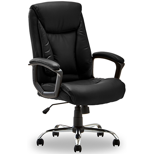 ソフトタッチ マネジメントチェア 幅655 奥行680 高さ1015-1090 座面高さ440-515mm ブラック ブラウン 関家具 オフィスチェア デスクチェア 椅子 チェア パソコンチェア クッション リクライニング キャスター 腰痛 疲れにくい SK-253088 SK-253317