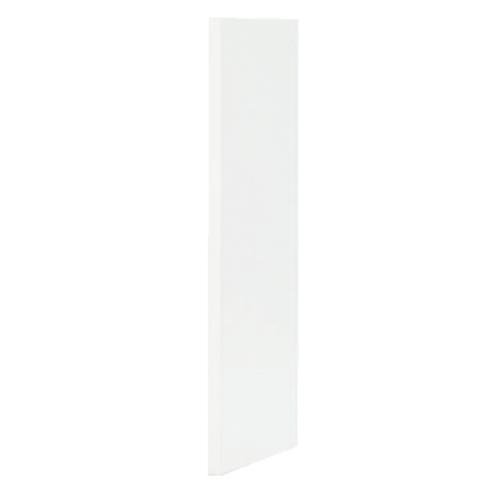 ハイカウンター用エンドパネル 幅470 高さ895 厚さ27mm ホワイトグレー 豊国工業 カウンターテーブル スチール 受付カウンター カウンター HK-CT-HEP