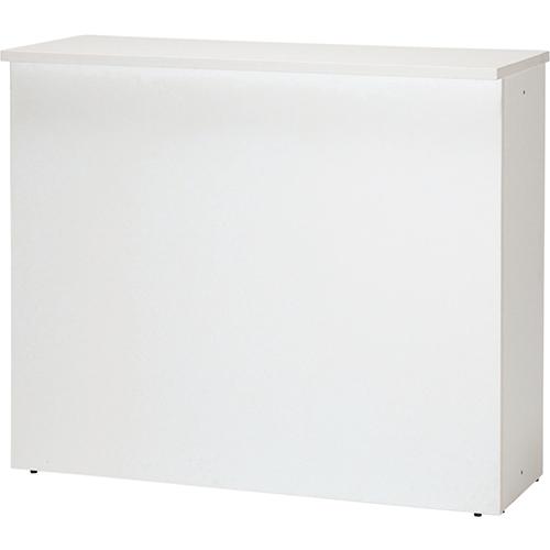 ハイカウンター 幅1200 奥行450 高さ1000mm ホワイト ナチュラル ウォルナット RFヤマカワ カウンター カウンターテーブル インテリア おしゃれ RF-RFHC-1200