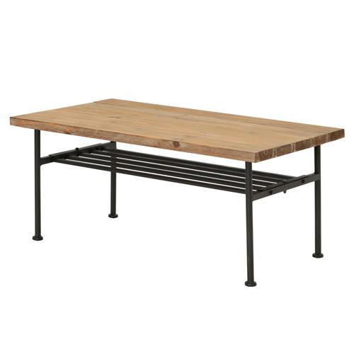 【JOKER】(ジョーカー)センターテーブル 幅900 奥行500 高さ400mm ナチュラル ヤマソロ センターテーブル ローテーブル 木製 YS-82-624