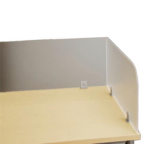 アクリルデスクトップパネル 井上金庫 BF-AP1000 幅1000 パーテーション 衝立 ブラインド デスク用 デスクパネル スクリーン 仕切り 机上 コロナ対策