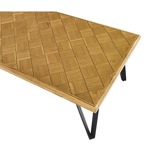 ジョーカー センターテーブル 幅1160 奥行590 高さ400mm 東谷 センターテーブル ローテーブル 鉄脚 幅60 木製 AY-PM-201