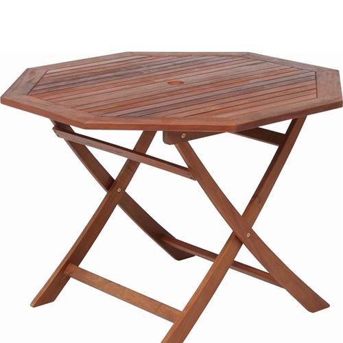 八角テーブル 110cm 幅1100 奥行1100 高さ715mm ブラウン不二貿易 返品不可 丸テーブル アンティーク クラシック ラウンド FB-81062 カフェ 北欧 木 ラウンドテーブル ウッド 国産品 木製 テーブル