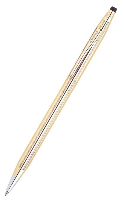 CROSS(クロス) クラシックセンチュリー 14金張 ボールペン (19000)