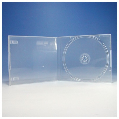 PPケース 1枚収納 10mm 200枚 (200枚x1) BD DVD CD 収納