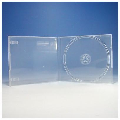 PPケース 1枚収納 10mm 400枚 (200枚x2) BD DVD CD 収納
