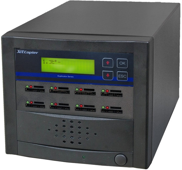 SDデュプリケーター JetCopier DSC-807B 1:7 SDコピー機