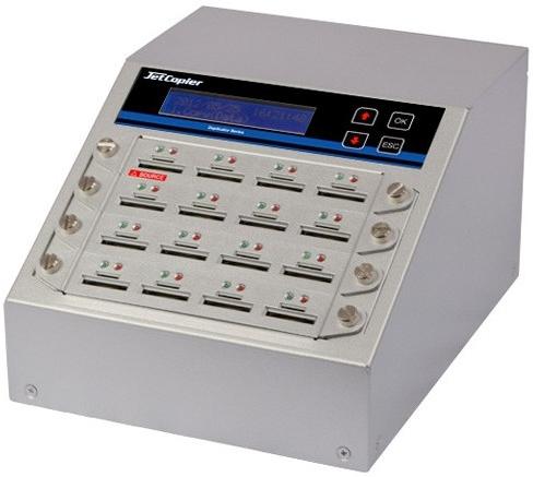 SDデュプリケーター JetCopier DSC-915G 1:15 SDコピー機