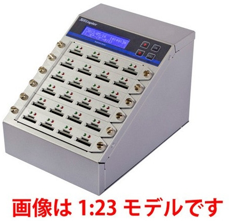 SDデュプリケーター JetCopier DSC-939S 1:39 SDコピー機