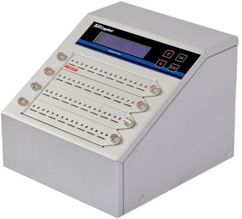 SDデュプリケーター JetCopier MSC-931G 1:31 SDコピー機