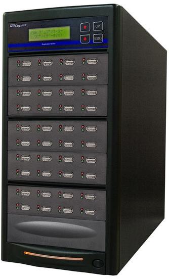 USBデュプリケーター JetCopier UBC-839B 1:39 USBコピー機