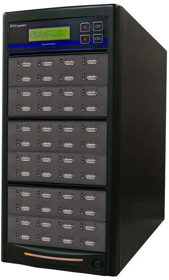 USBデュプリケーター JetCopier UBC-847B 1:47 USBコピー機