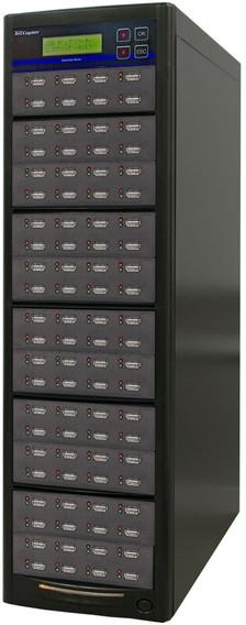 USBデュプリケーター JetCopier UBC-887B 1:87 USBコピー機