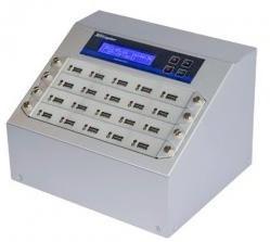 USBデュプリケーター JetCopier UBC-919G 1:19 USBコピー機