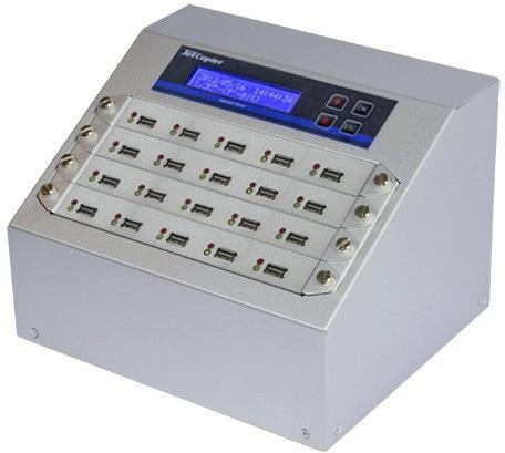 USBデュプリケーター JetCopier UBC-919H 1:19 USBコピー機