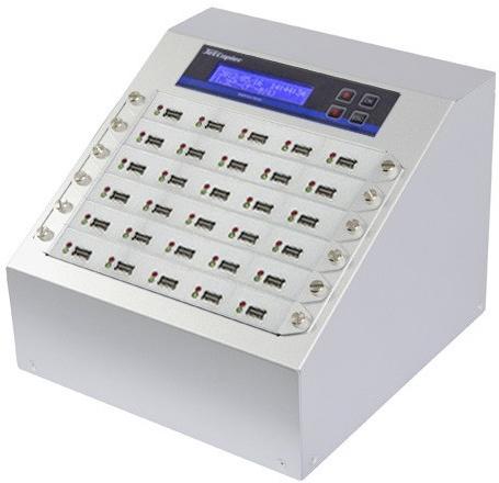 USBデュプリケーター JetCopier UBC-929H 1:29 USBコピー機