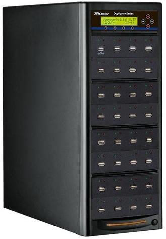 USBデュプリケーター JetCopier UBC-V131 1:31 USBコピー機