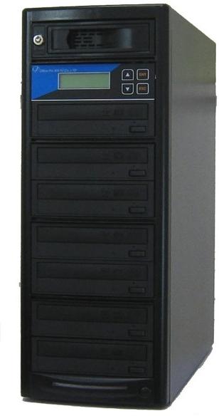 ブルーレイデュプリケーター ローエンドモデル(オフィスモデル) HDD搭載 1:7 高性能 PIONEER製ドライブ搭載 BD DVD CDコピー機
