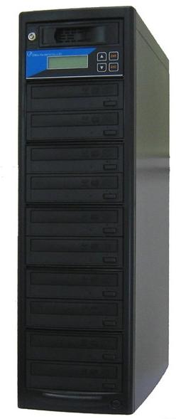 ブルーレイデュプリケーター ローエンドモデル(オフィスモデル) HDD搭載 1:10 高性能 PIONEER製ドライブ搭載 BD DVD CDコピー機