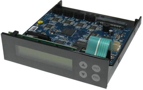 デュプリケーター用 自作 1:4 コントローラボード BD DVD CD対応 HDD接続可能