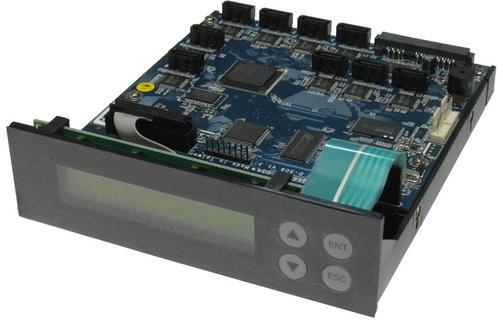 デュプリケーター用 自作 1:7 コントローラボード BD DVD CD対応 HDD接続可能
