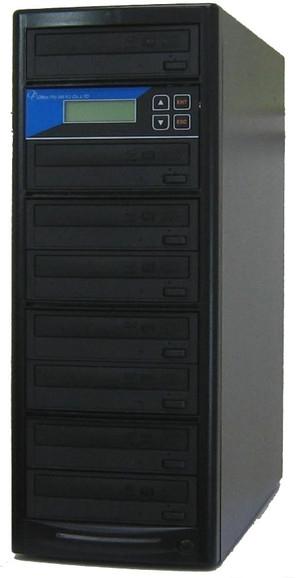 DVDデュプリケーター ローエンドモデル(オフィスモデル) 1:7 デュプリケーター専用マルチドライブ搭載