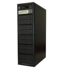 DVDデュプリケーター HDD搭載 ローエンドモデル(オフィスモデル)USBポート付 1:10 デュプリケーター専用マルチドライブ搭載