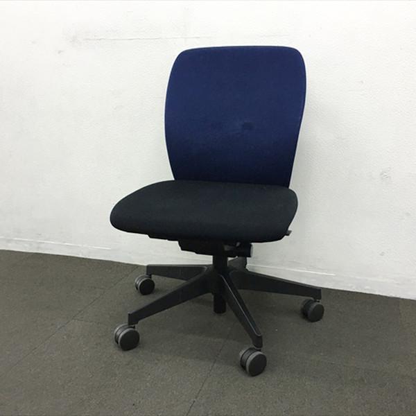 チェア チェアー オフィス 椅子 贈答品 ゲーミング 事務椅子 腰痛予防 中古 ブラックT イトーキ ネイビーブルー KF-440GB-T1T1B2 IO-840026C 大幅値下げランキング フルゴチェア ∴フルゴチェア ローバック