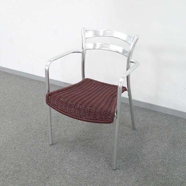 椅子 イス 重ねられる スタッキング 会議 収納 スタック 公式サイト 中古 肘付 IS-805553A ボルドー ∴スタッキングチェア Biarritz セール特別価格 ビアリッツチェア スタッキングチェア AMAT-3