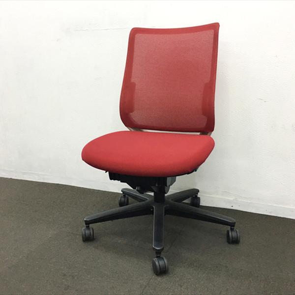 <title>チェア チェアー オフィス 椅子 ゲーミング 事務椅子 腰痛予防 中古 ミトラチェア メッシュタイプ CRS-G2920E1 コクヨ 至高 カーマイン IO-838451B ∴ミトラチェア</title>