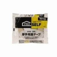 多用途厚手両面テープ J0070 25mm*15m【ニトムズ】60巻