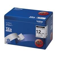 文字テープ TZe-231V10白に黒文字 12mm10個【ブラザー】