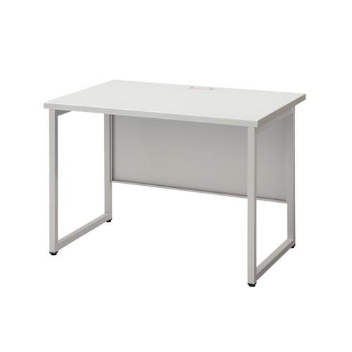 【送料・組立費無料】GTシリーズワークテーブル D700ホワイトグレー【FIRST-G】GT-1070 【メーカー直送の為代引き不可】