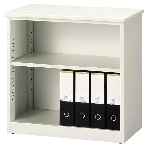 ウッドトップ天板のデスクサイド書庫です 収納するものによってタイプを選べます 送料無料 完成品 メーカー直送の為代引き不可 限定価格セール デスクサイド書庫オープンタイプ ジョインテックス 送料無料激安祭 PD-OP