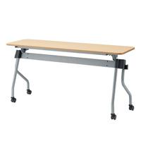 【メーカー直送の為代引き不可】フォールディングテーブル【TOKIO】NTA-N1545 NAW1500×D450×H720