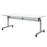 【メーカー直送の為代引き不可】センターフラップテーブル【ジョインテックス】 SFT-N1880NG1800×800