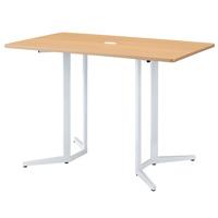 ハイテーブル【NK】KHH-1590-MA メープル【メーカー直送/の為代引き不可商品】W1500×D900×H1000mm