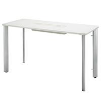 ハイテーブル【ジョインテックス】YE-H1875 WH ホワイトW1800×D750H1000mm【メーカー直送/の為代引き不可商品】