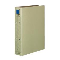 チューブファイル(保存用)クラフトボード A4縦 50mmとじ 2穴 グレー フ-VM650M【コクヨKOKUYO】お買い得100冊パック