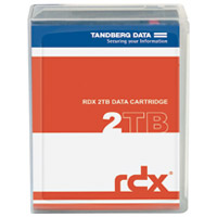 RDXカートリッジ 2TB 8731【タンベルグデータ】
