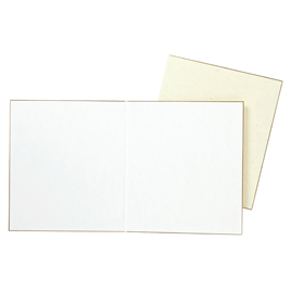 二つ折り色紙 奉書 60枚入【マルアイ】まとめ買いパック