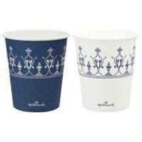 HMクラシックブルーカップ205ml 100個*25【サンナップ】