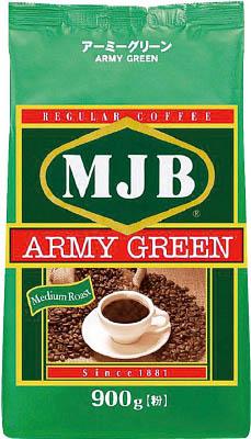 MJB(エムジェイビー)アーミーグリーン