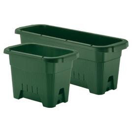 【リッチェル】水ラク緑のカーテンプランター85型(8個組)まとめ買いパック!