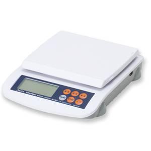 レタースケール 料金表示デジタルスケール DS3010【アスカ Asmix】最大計量3kg